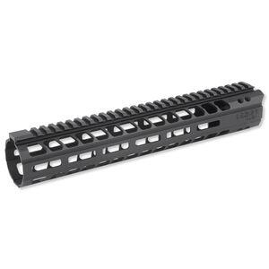 "ERGO AR-15 Modular M-LOK Free Float Rail System 12"" Aluminum Black 4818-12"