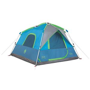 Coleman Signal Mountain Instant 4 Person Tent 8' x 7'