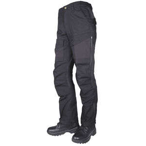 TruSpec 24-7 Xpedition Men's Pant 38x30 Polyester Blend Black
