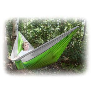 Ultimate Survival Technologies SlothCloth Hammock 1.0 Lime/Grey 20-12164