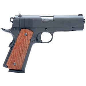 "ATI Firepower Xtreme G.I. Semi Auto Pistol 9mm 4.25"" Barrel 9 Rounds Wood Grips Matte Black"