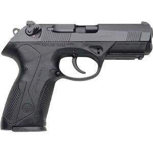 "Beretta PX4 Storm 9mm Luger SA/DA Semi Auto Pistol 4"" Barrel 10 Rounds Polymer Frame Matte Black"
