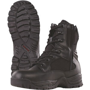 "Tru-Spec Tac Assault 9"" Side Zip Boots"