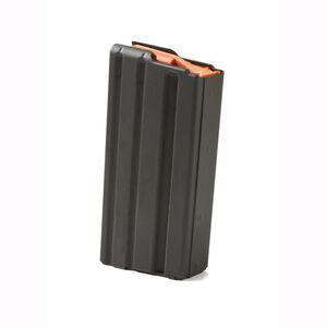 ASC AR-15 Magazine .223/5.56 20 Rounds Stainless Steel Black 20-223-SS-BM-O-ASC