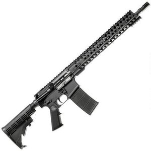 "POF USA The Constable AR-15 .300 AAC Blackout Semi Auto Rifle 16.5"" Barrel 30 Rounds Direct Gas Impingement System M-LOK Rail Mil-Spec Furniture Matte Black Finish"