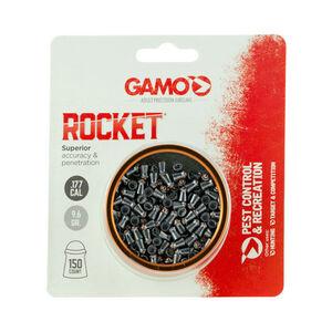 GAMO Rocket Air Rifle Ammo .177 Cal Air Rifle Pellets 9.6 Grains Steel Tip 150 Count