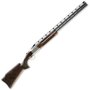 "Browning Citori 725 Trap Over Under Shotgun 12 Gauge 32"" Barrel 3"" Chamber 2 Rounds Walnut Stock Blued Finish 0135793009"