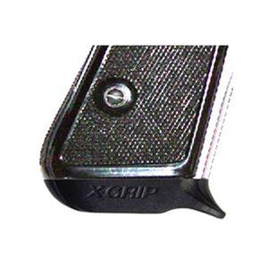 XGRIP Walther PPK Magazine Grip Adapter Black WPPK