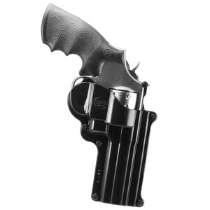 "Fobus Holster Smith & Wesson K&L Frame/Taurus 431,65,66 Right Hand Roto-Belt Attachment Fits 2.25"" Belts Polymer Black"