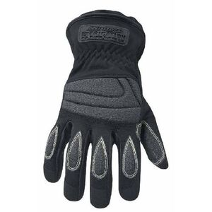Ringers Gloves Extrication Short Cuff Glove Armortex Black
