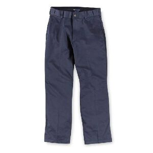 "5.11 Tactical Men's Twill Company Pant 30""x32"" Fire Navy"