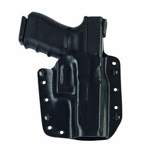 Galco Corvus S&W M&P Compact 9/40 Belt/Inside Waistband Holster Kydex Right Hand Black CVS474