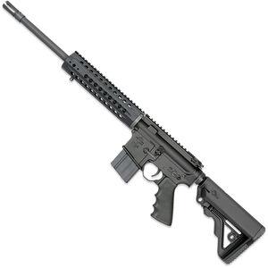 "Rock River LAR-6.8 Coyote Carbine 6.8 SPC II AR Platform Semi Auto Rifle 16"" Barrel 7 Rounds Free Float Handguard Collapsible Stock Black Finish"