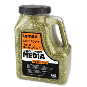 Lyman Easy Pour Cleaning Media Treated Corncob Six Pounds 7631394