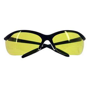 Howard Leight Vapor II Glasses Black and Amber R-01536