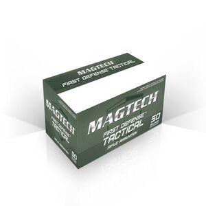 Magtech 5.56 NATO Ammunition 50 Rounds FMJ 62 Grains 556B
