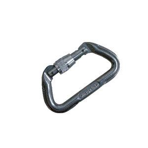 5ive Star Gear Omega Pacific Screwlok Carabiner Aluminum Silver