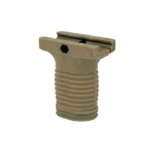 DMA, Inc. XTS Short Foregrip With Compartment Tan