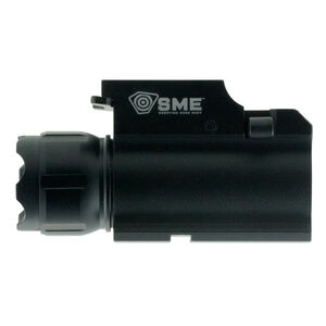 GSM Outdoor/SME Weapon Mounted LED White Light 250 Lumen Picatinny Compatible CR123A Matte Black Finish