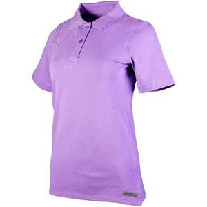 Beretta Special Purchase Women's Corporate Polo Short Sleeve 2XL Cotton Purple