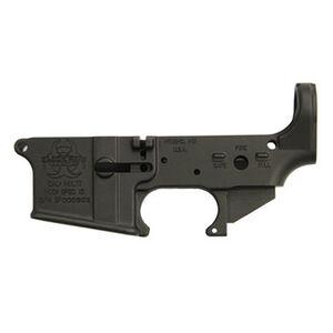 Black Rain Ordnance SPEC15 AR-15 Stripped Lower Receiver Forged Aluminum Anodized Black BRO-SPEC15-LR