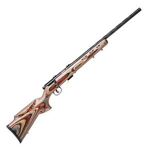 "Savage 93R17 BRJ Bolt Action Rifle .17 HMR 21"" Barrel 5 Rounds Laminate Stock Blued Finish 96770"