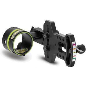 HHA Optimizer Lite 5019 Single Pin Bow Sight Aluminum Black