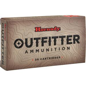 Hornady Outfitter .375 Ruger Ammunition 20 Rounds GMX 250 Grains