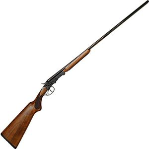 "TR Silver Eagle Alesta SxS Break Action Double Barrel Shotgun .410 Bore 28"" Barrels 3"" Chamber 2 Rounds Walnut Stock Black Finish"