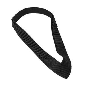 NcStar VISM Shotgun Bandolier 56 Shells Nylon Webbing Elastic Loops Black