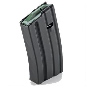 E-Lander AR-15/M16 Magazine 10 Rounds .224 Valkyrie Steel Maritime KTL Finish