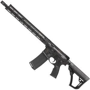 "Daniel Defense DDM4v7 AR-15 Semi Auto Rifle 5.56 NATO 16"" Barrel 32 Rounds M-LOK Handguard Collapsible Stock Rattlecan Cerakote Finish"
