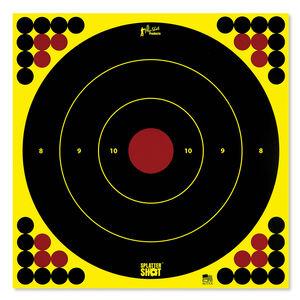 """Pro-Shot Splatter Shot 17.25"""" Fluoerscent Bull's-eye"""
