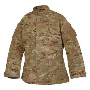 Tru-Spec Tactical Response Uniform Shirt 50/50 Nylon/Cotton Rip-Stop