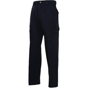 """Tru-Spec 24-7 Series Men's Tactical Pants Cotton Canvas 32"""" Waist 30"""" Inseam Black 1073044"""