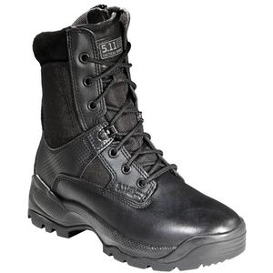 5.11 Tactical Women's A.T.A.C. Boot Leather 9.5 Regular Black 12007