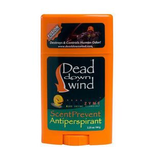 Dead Down Wind Scent Prevent Antiperspirant Stick Deodorant 2.25 oz 1230N