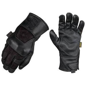Mechanix Wear Fabricator Gloves Large Genuine Leather Black MFG-05