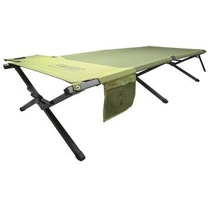 "Coleman Trailhead Deluxe Footlocking Cot 72""x30"" Green"
