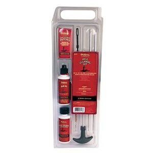 Outers Rifle Cleaning Kit .40-.458 Calibers Aluminum Rod 96227