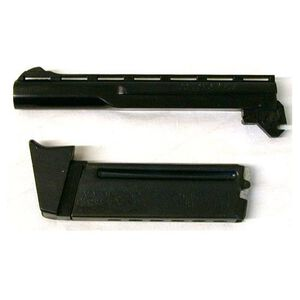 "Phoenix 2-in-1 Conversion Kit, .22LR with 5"" Blued Ventilated Rib Barrel and 10 Round Extended Grip Magazine"