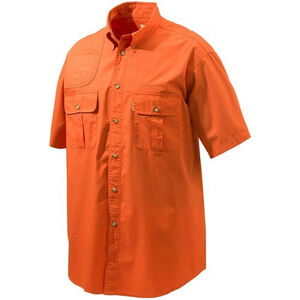 Beretta Special Purchase Men's Shooting Shirt Short Sleeve 2XL Tan