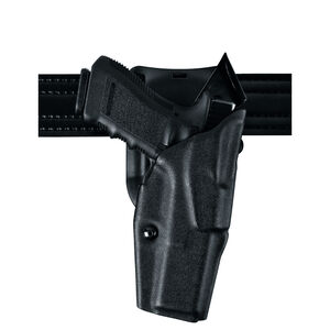Safariland 6395 GLOCK 34 with ITI M3 Level I Duty Holster Right Hand STX Basketweave Black 6395-6832-481