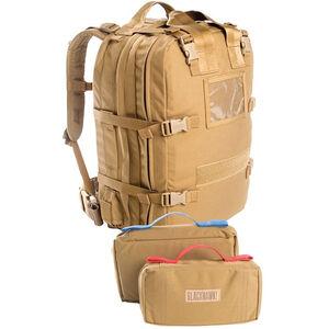 "BLACKHAWK! S.T.O.M.P. II Medical Backpack 20""x13""x6"" 1000 Denier Nylon Coyote Tan 60MP01DE"
