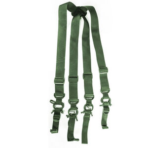High Speed Gear High Speed Low Drag Suspenders OD Green