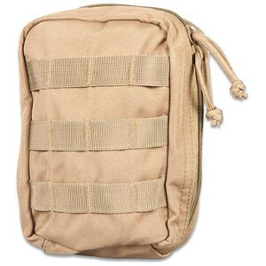 Voodoo Tactical EMT Pouch 7x5x2.5 Inches Coyote 20-7445007000