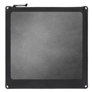 "Magpul DAKA Window Document Pouch 13.6"" x 12.70"" YKK AquaGuard Zipper Reinforced Polymer Fabric Anti-Slip Texture Matte Black"
