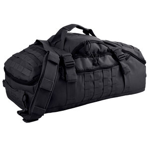Red Rock Outdoor Gear Traveler Duffle Bag Black