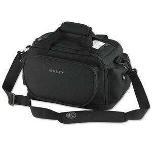 "Beretta Tactical Range Bag Large 13.5"" x 8"" x 10"" Polyester Black Finish BS1201890999"
