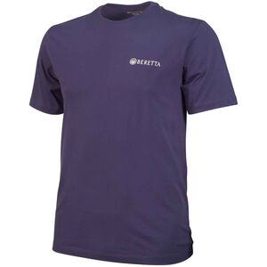 Beretta USA Trident Logo Men's Short Sleeve T-Shirt Cotton